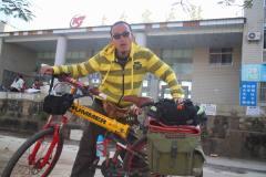 朱晓光PUNKLORD朱老总2018年自行车骑行跨年巡游云南澜沧县勐海县景洪市西双版纳4-1