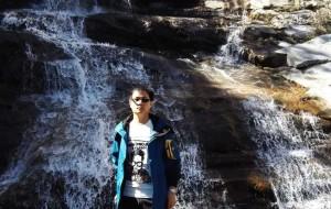 【阜平图片】天生桥瀑布