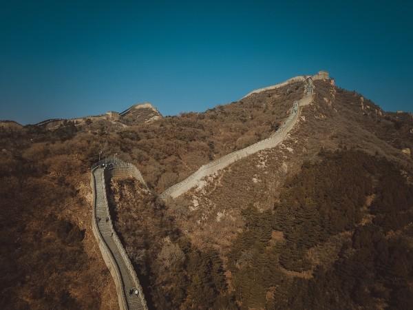 北京 游记   八达岭长城,位于北京市延庆区军都山关沟古道北口.