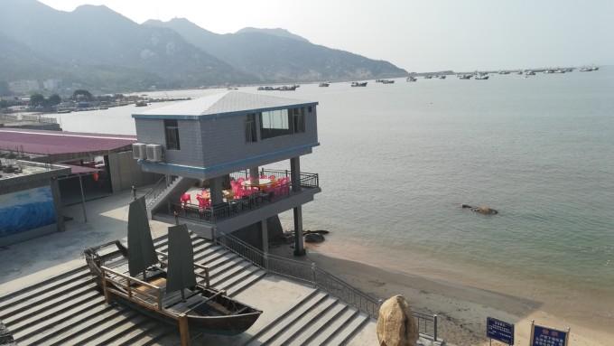 江门台山海角城及周边餐厅