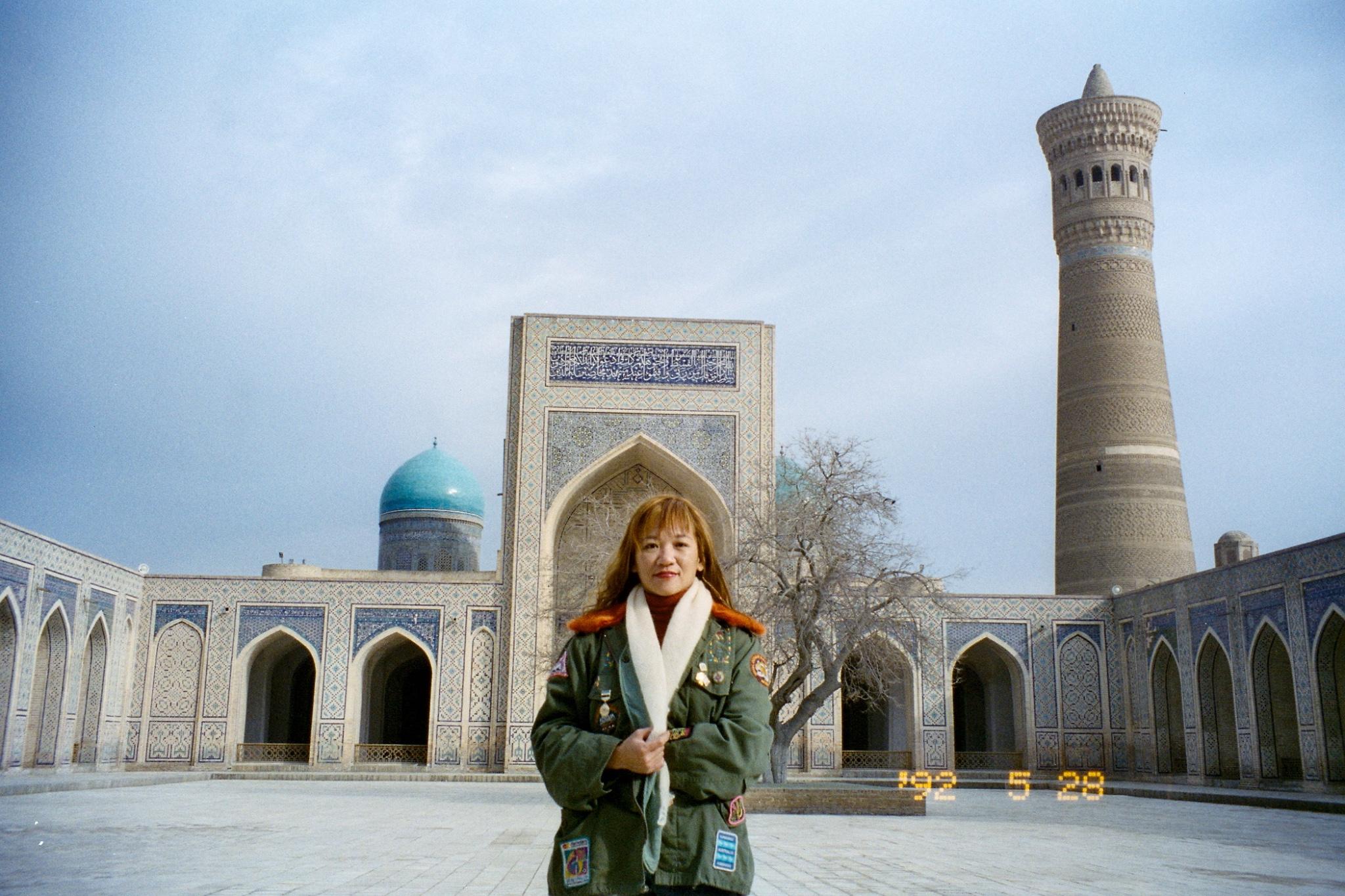 烏茲別克斯坦(2)~~輝煌的歷史荒涼的土堆_游记