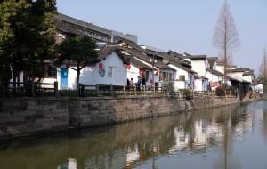 【海宁图片】运河畔的小镇人家—长安