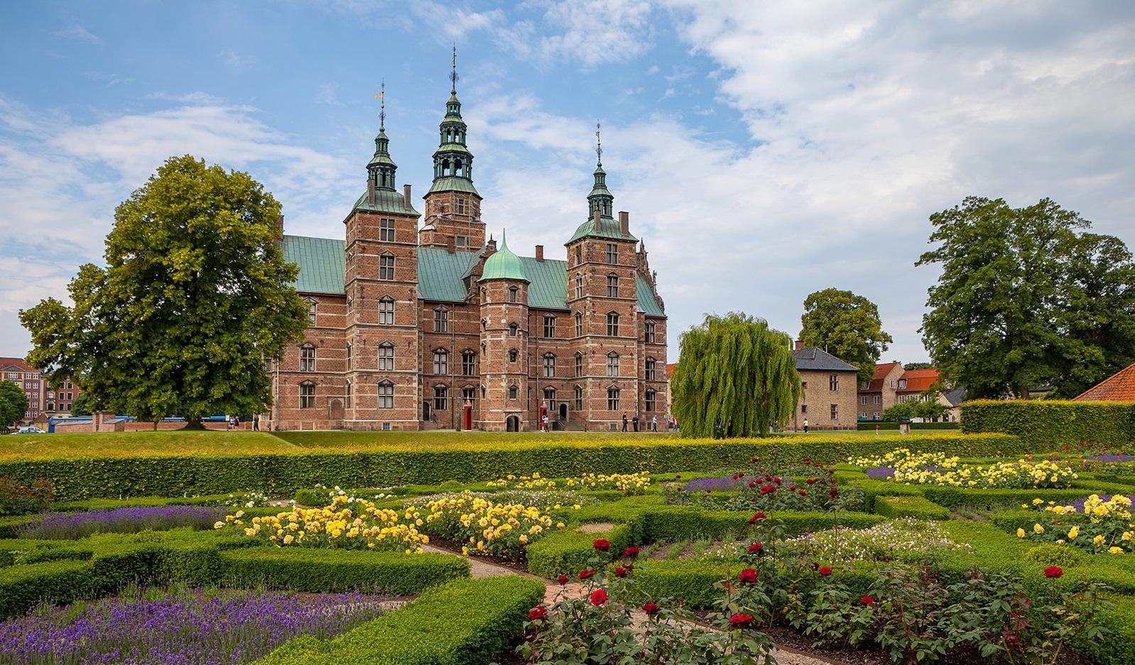 丹麦 哥本哈根罗森堡宫门票(免排队购票 电子票)图片