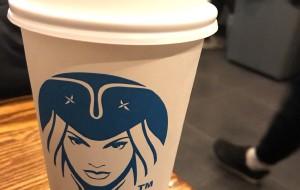 海参崴美食-Pirate Coffee