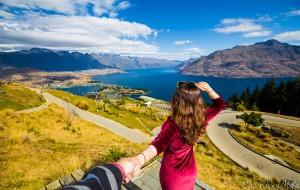 【皇后镇图片】抛开尘埃 拥抱大自然 - 行摄新西兰 蜜月自驾游(附拍摄小技巧)