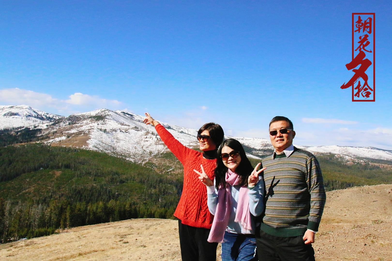 ·带上爸妈去旅行-美西国庆十一天大环线自驾游_游记