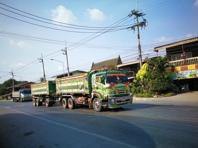 泰国小岳岳曼谷西80公里刺青历险记图片