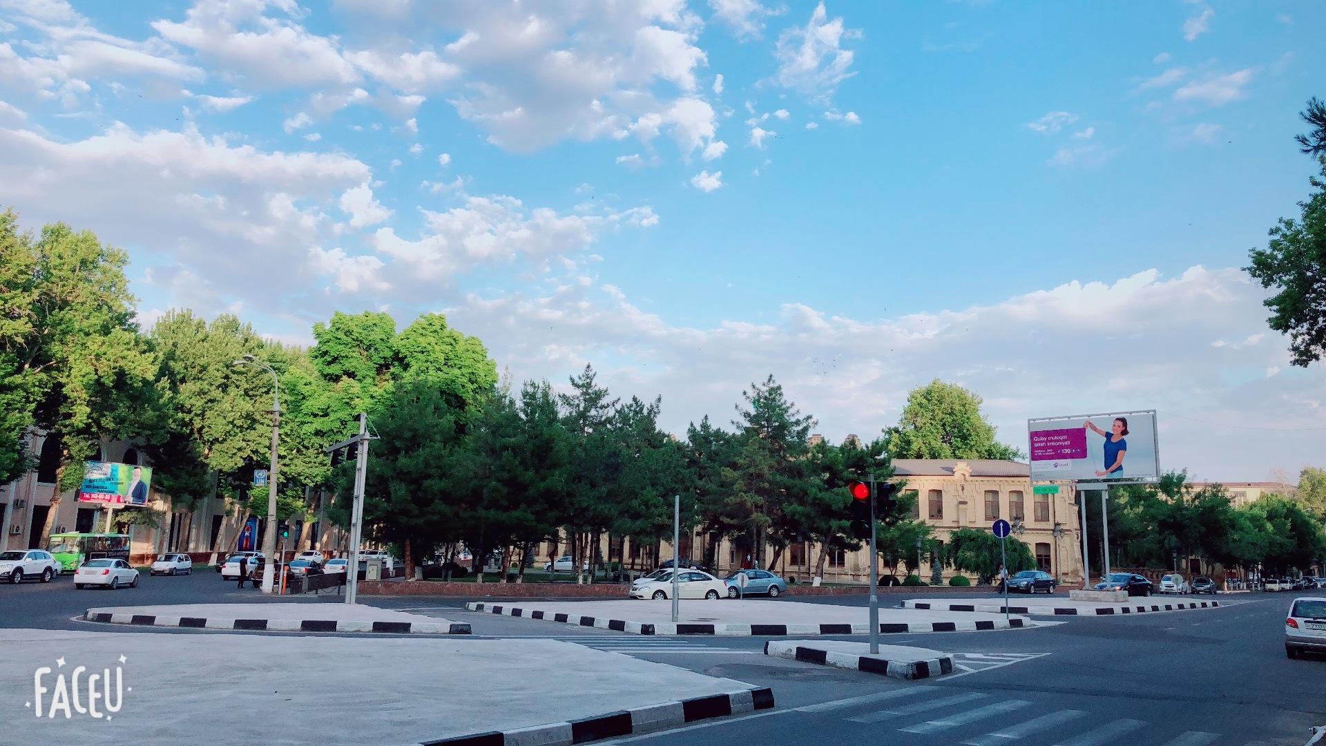 乌兹别克斯坦印象_游记