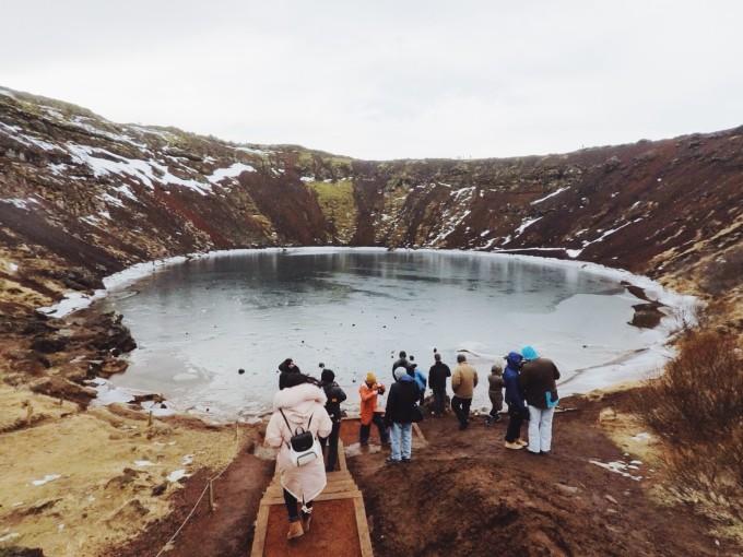 烤布朗妮的蜜月旅行@冰岛@丹麦 冬季自驾11日逆时针环岛
