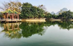 【柳州图片】山青 水秀 地干净-柳州 鱼峰区