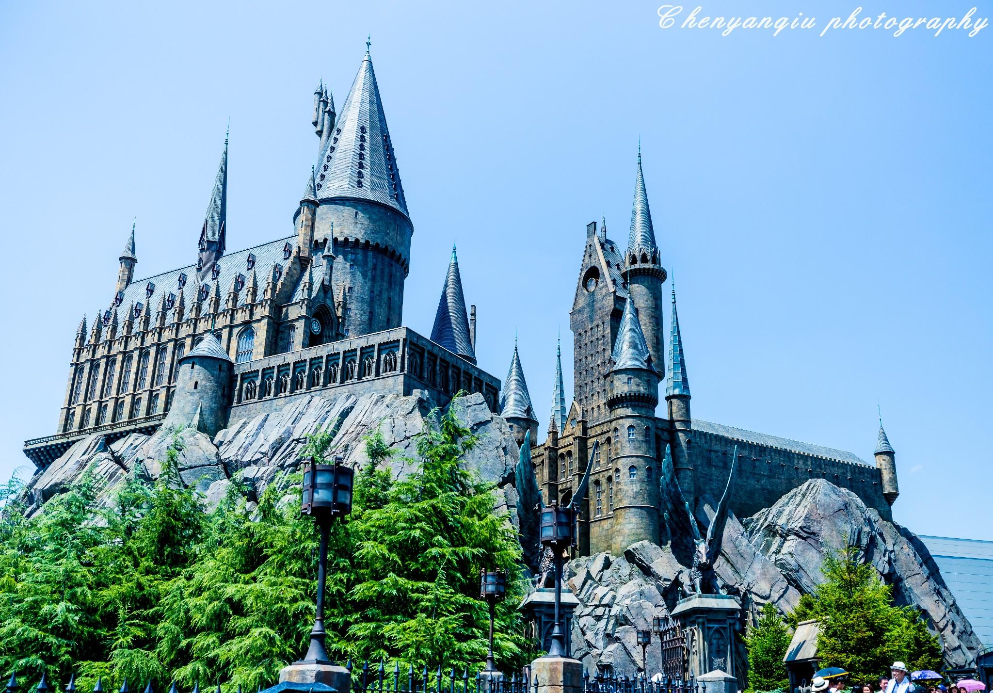 【大阪景点图片】哈利波特主题游乐园