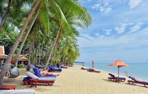 苏梅岛娱乐-湄南海滩
