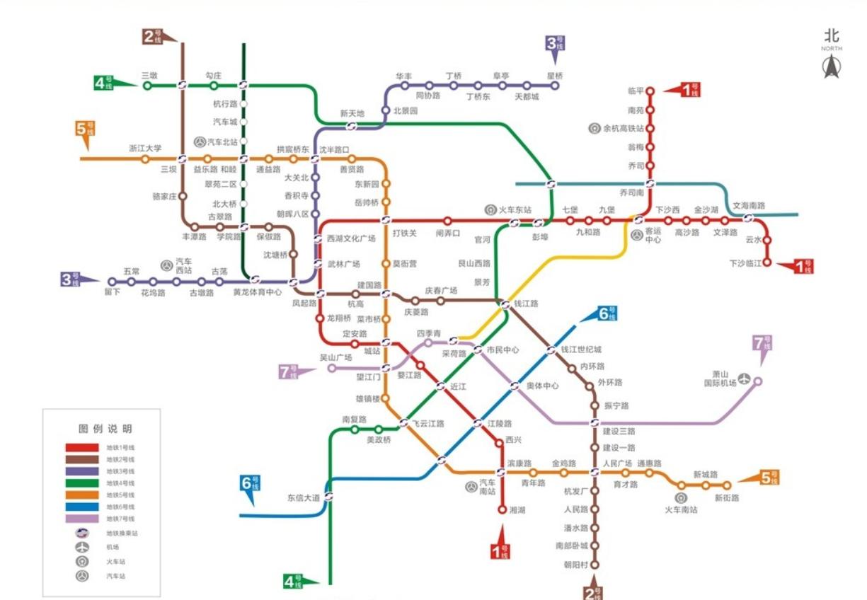 杭州哪条地铁附近有景点,杭州哪条地铁线路的景点多,杭州地铁附近景点推荐