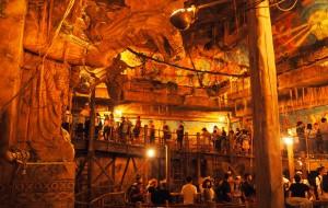 東京娛樂-印第安納瓊斯冒險旅程:水晶骷髏頭魔宮