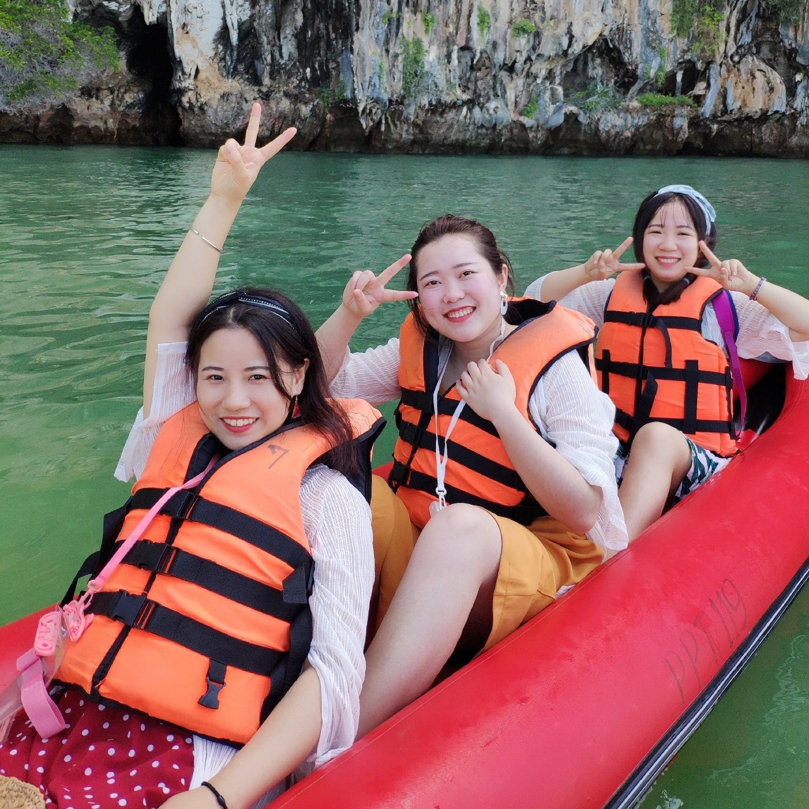 Franmei Paper's Thailand 11th Tour