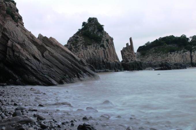 摄影游--人少景美的象山花岙岛
