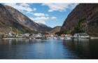 挪威 卑尔根斯塔万格 吕瑟峡湾游轮观光体验(吕瑟峡湾+布道石观光+瀑布观光+峡湾风景)
