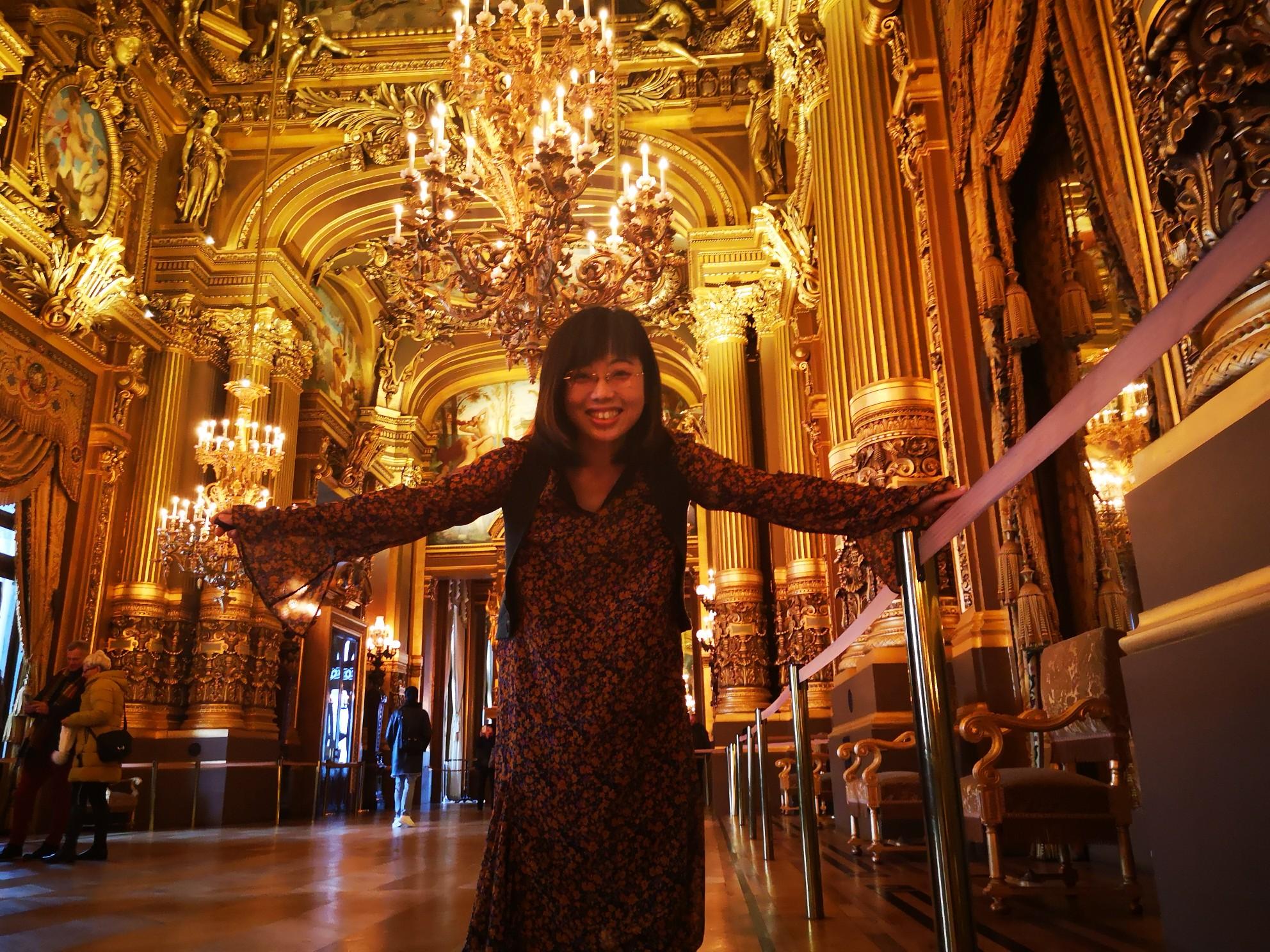 法国巴黎歌剧院 五星推荐 附两个四星推荐地