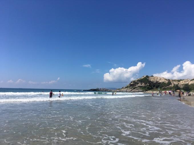 一年一度暑假到,惠州盐洲岛泡海,惠州自助游攻略 - 马
