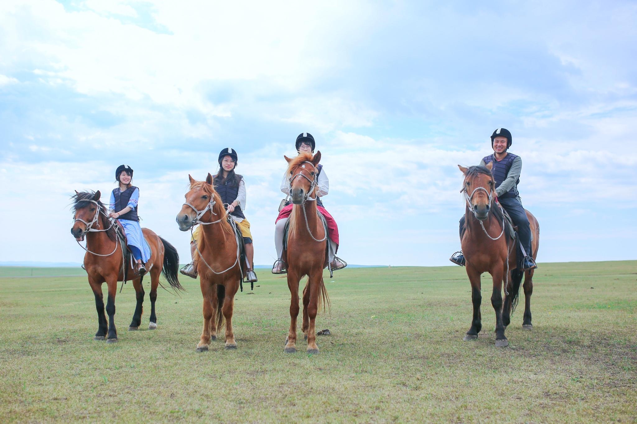 《呼伦贝尔大草原》六天五夜'—呼伦贝尔大草原+全程拍摄+游玩