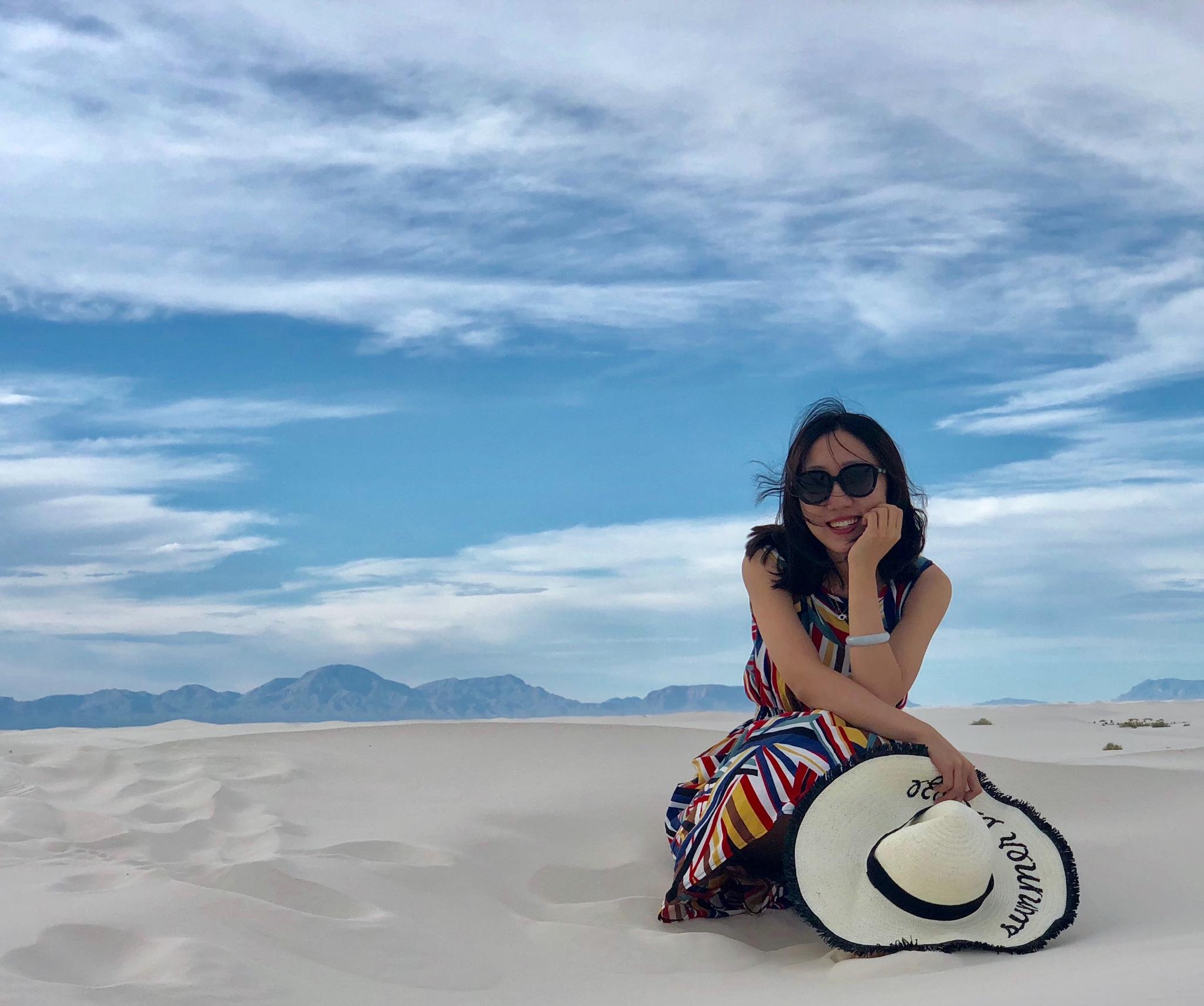新墨西哥州之旅--四天自驾游_游记