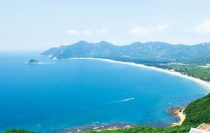 中國娛樂-西涌海灘
