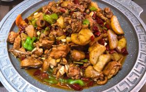 新疆美食-小李子血站大盤雞(西北路店)