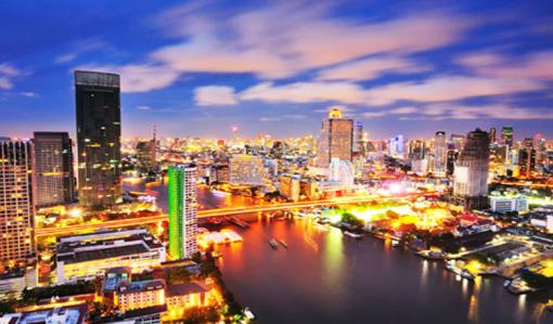 曼谷人口密集度高_泰国曼谷图片