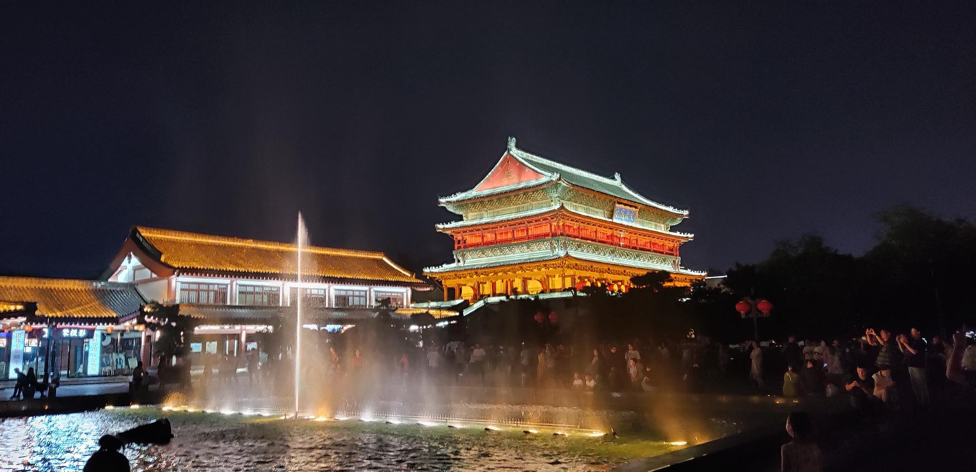 陕西文化之旅-西安,华山