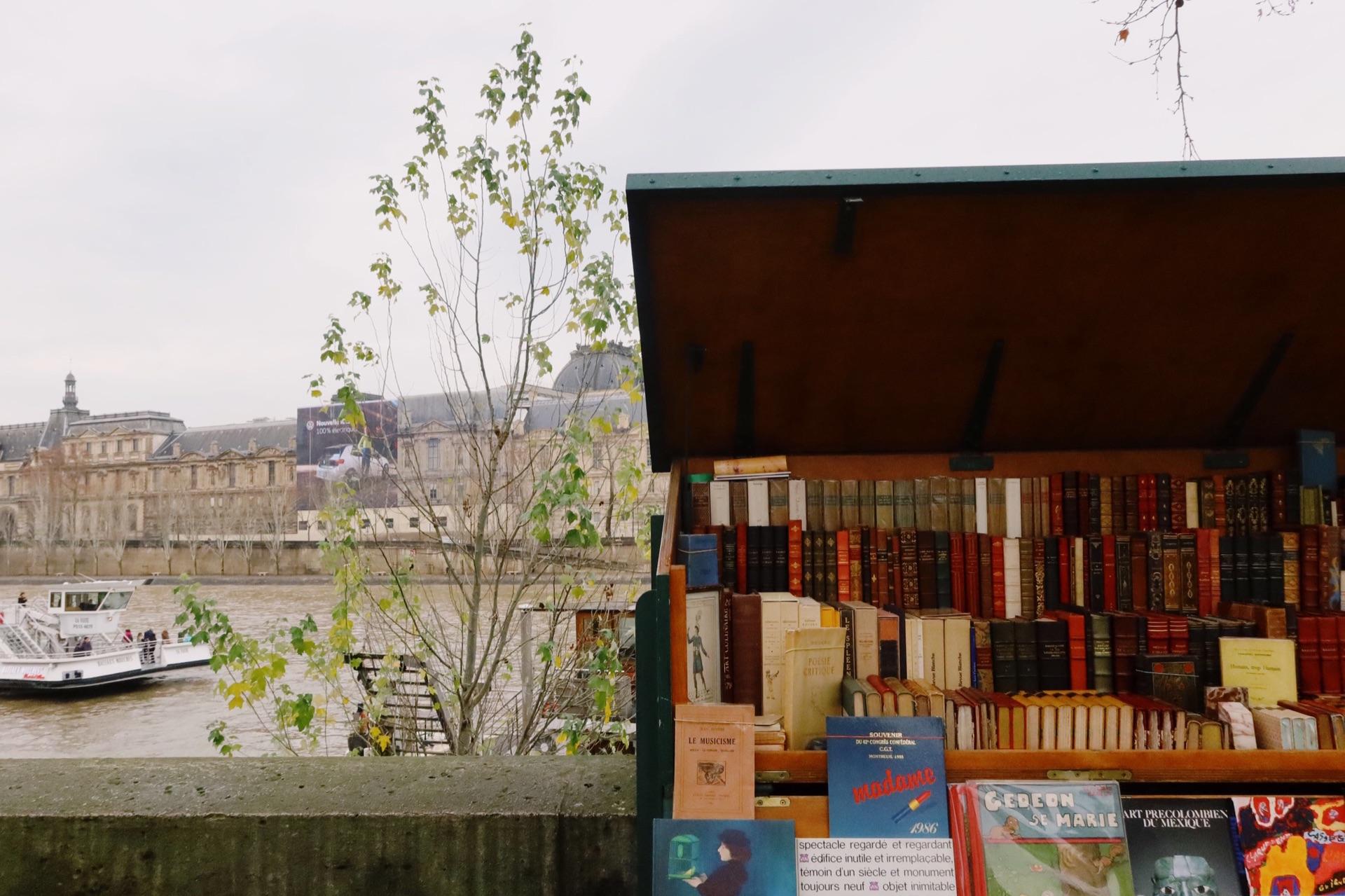 巴黎,一场流动的盛宴_游记