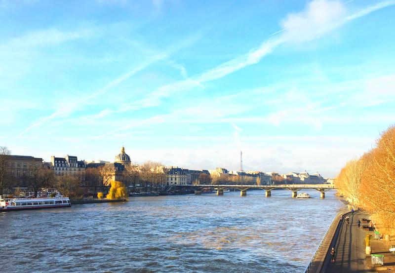 ·圣诞前夕巴黎自由行尽情游_游记