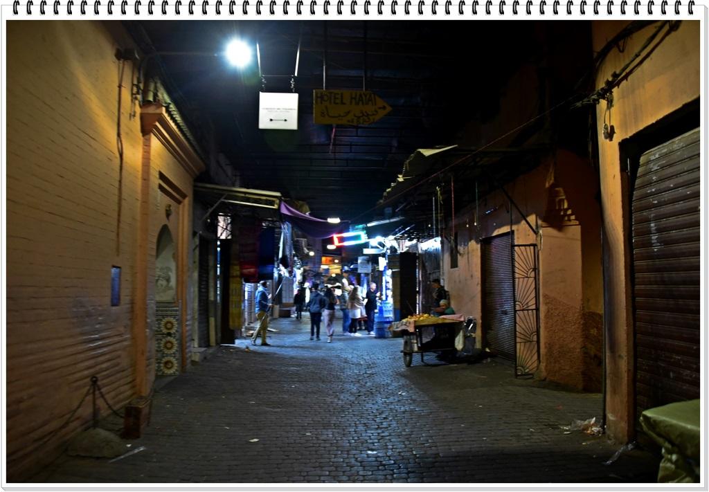 照片回顾  2019/10 法突马摩 DAY 6/7:摩洛哥(1)马拉喀什,艾提本哈杜