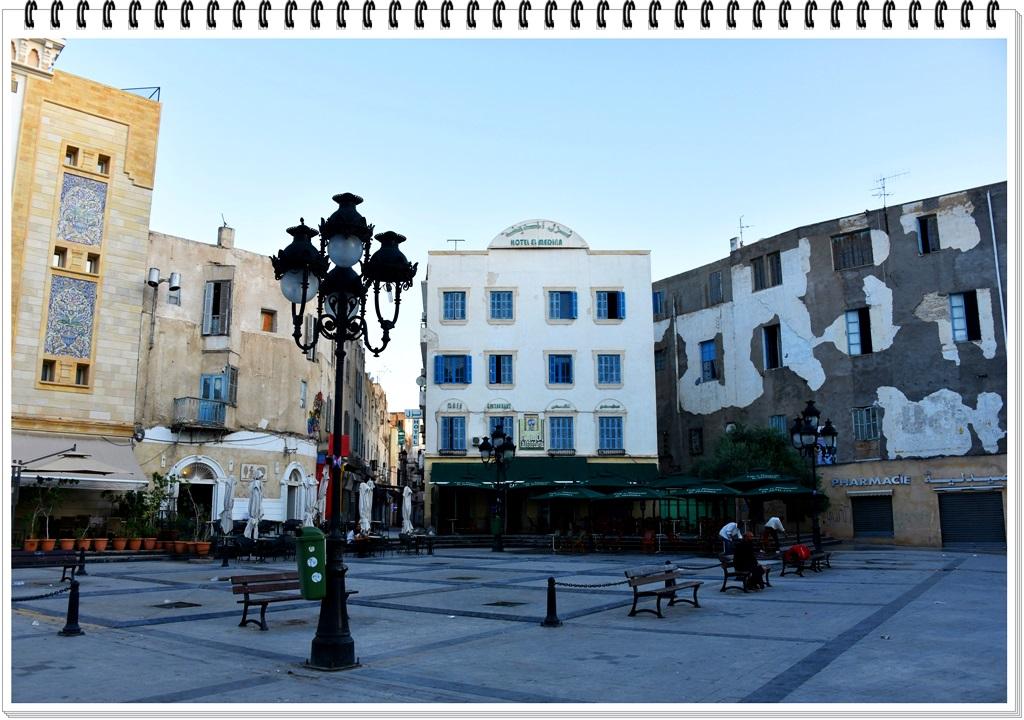 照片回顾  2019/10 法突马摩 DAY 3:突尼斯城(2)迦太基遗址+蓝色小镇