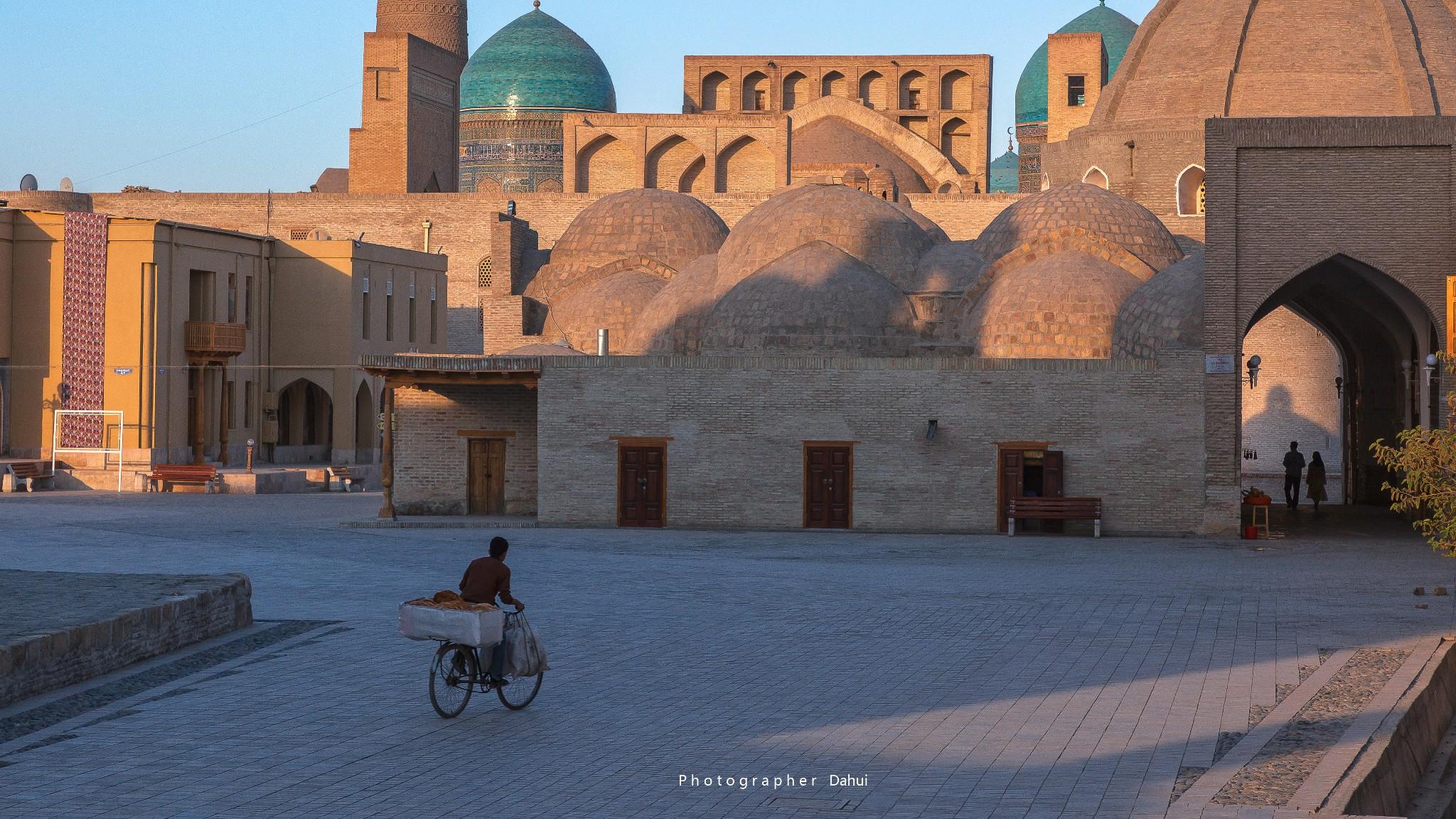 带着婚纱去旅行---穿行中亚探秘乌兹别克斯坦_游记