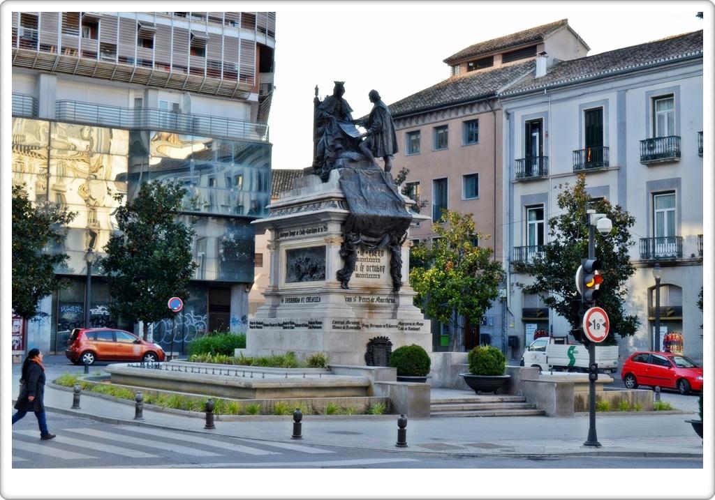 照片回顾:2012/11/29-30 葡西二牙 d7格拉纳达 阿尔巴辛 d8巴塞罗那 高迪奎尔公园