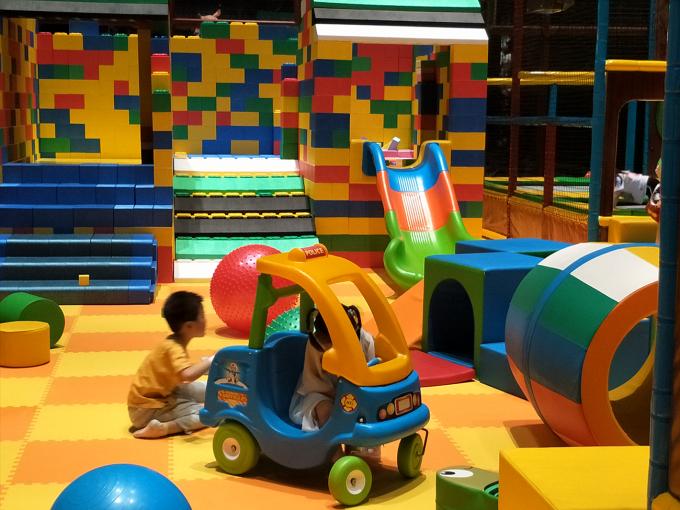 根雕根宫佛国童趣园六一嘉年华—彩虹色的回忆
