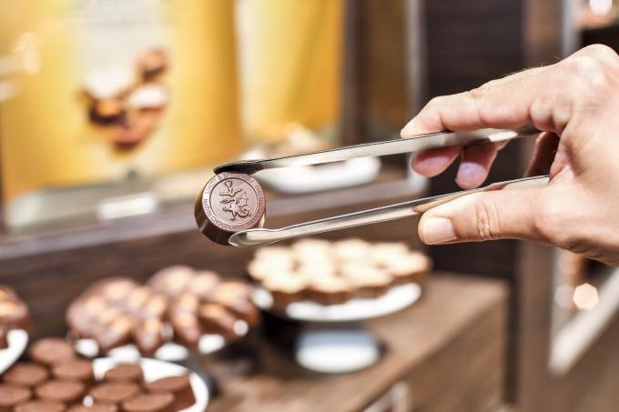瑞士人建了一座世界上最大的巧克力博物馆!巧克力3