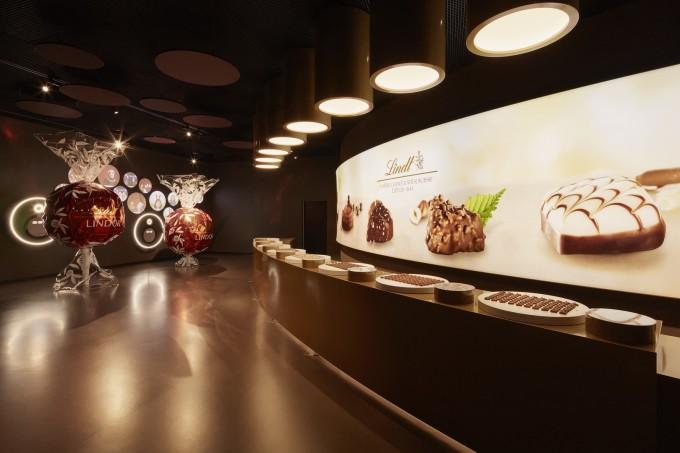瑞士人建了一座世界上最大的巧克力博物馆!巧克力7
