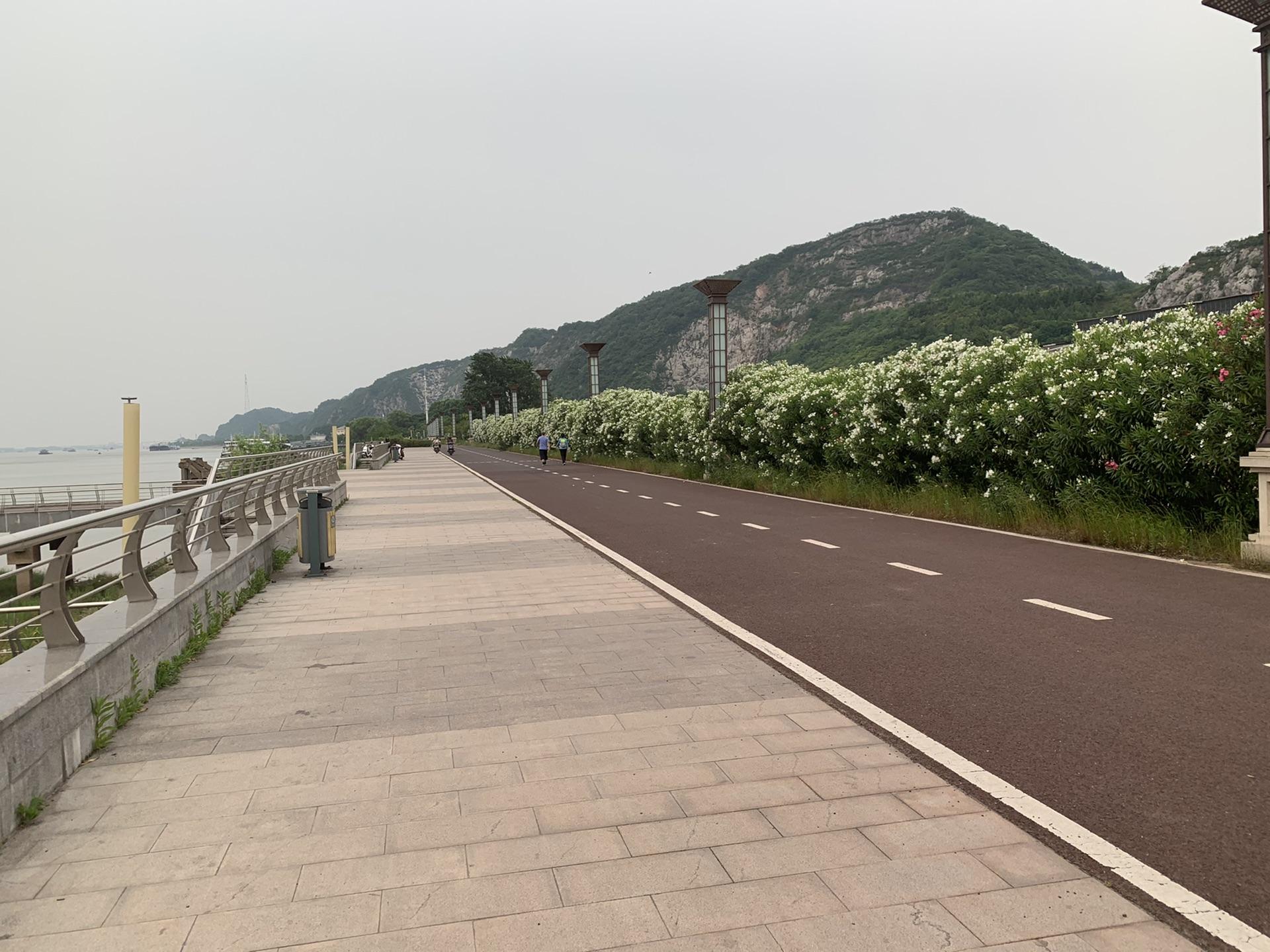 长江岸边工业遗址_游记
