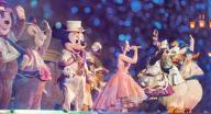 上海迪士尼度假區慶祝奇妙五周年