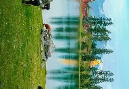 #我要上宝藏#  天堂在左 • 甘孜在右 云上川西七日