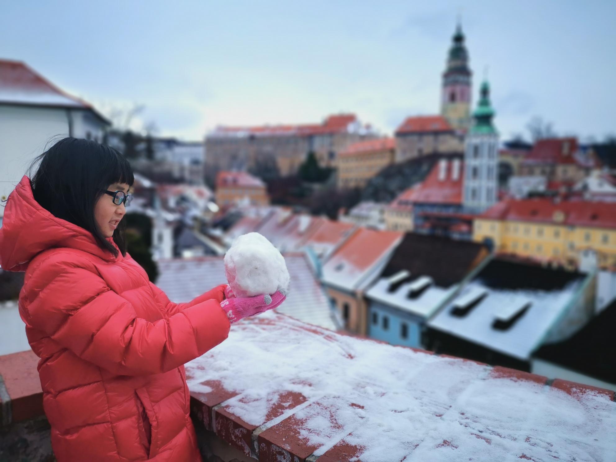 冬季的童话~ck小镇