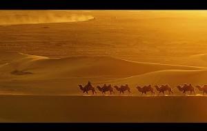 【巴丹吉林图片】替你揭开沙漠神秘的面纱!