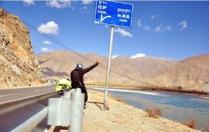 【四川图片】无边落雪萧萧下,单车西藏悠悠来—3月冬骑318川藏南线