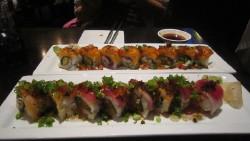 西雅图美食-Japonessa Sushi Cocina
