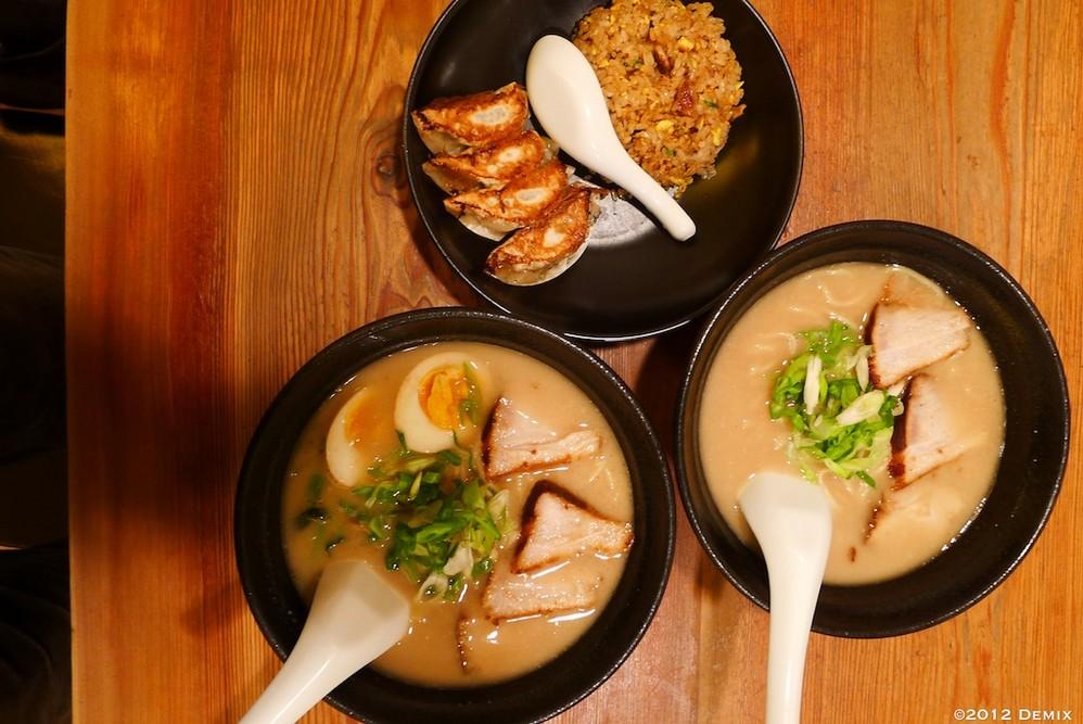 京都拉面小路在哪里?带你吃遍日本各色风味拉面