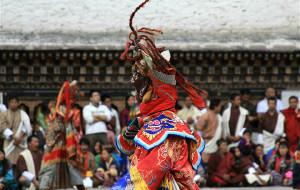【不丹图片】不丹--纯净的国度(完稿)