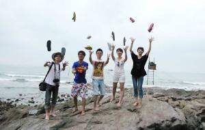 【北海图片】东莞2B青年:疯狂游荡广西北海 偷渡潜入涠州岛
