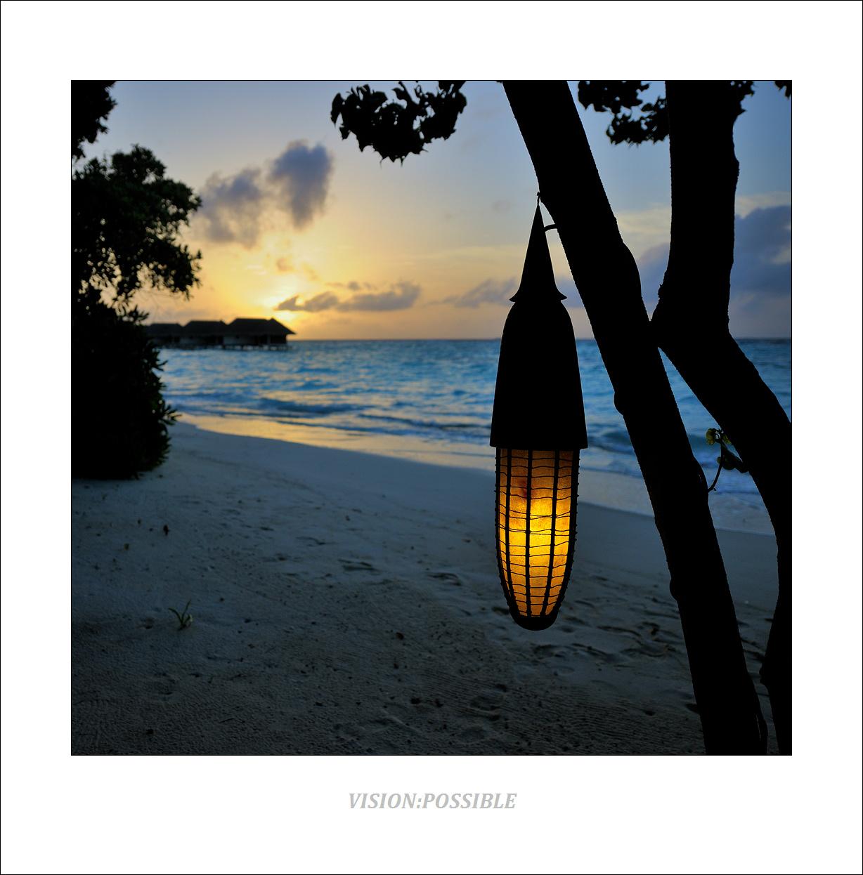 蓝色回忆--马尔代夫兰达吉拉瓦鲁岛