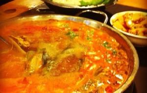 貴州美食-老凱里酸湯魚(宅吉店)